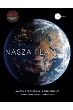 Okładka książki - Nasza planeta