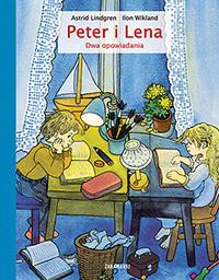 Okładka książki - Peter i Lena. Dwa opowiadania