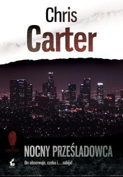 Okładka książki - Nocny prześladowca