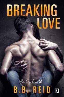 Okładka książki - Breaking love