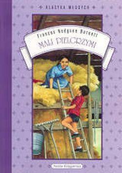 Okładka książki - Mali pielgrzymi