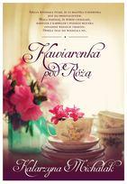 Okładka książki - Kawiarenka pod Różą