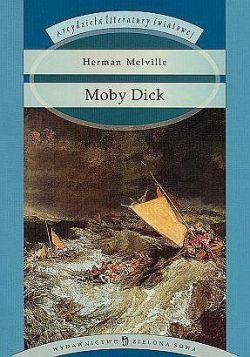 Okładka książki - Moby Dick