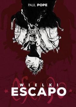 Okładka książki - Wielki Escapo