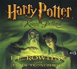 Okładka książki - Harry Potter i Książę Półkrwi. Audiobook