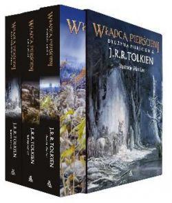 Okładka książki - Władca Pierścieni. Trylogia