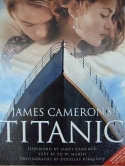 Okładka książki - James Cameron's Titanic