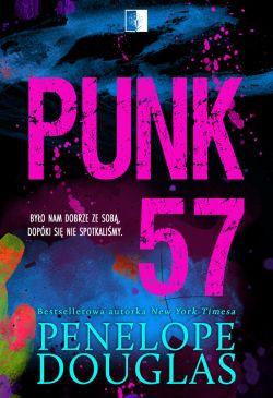 Okładka książki - Punk 57