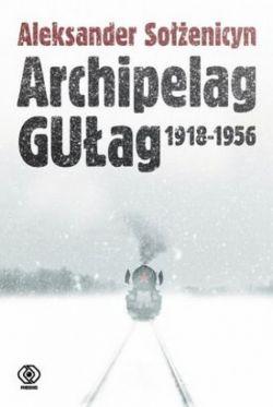 Okładka książki - Archipelag GUŁag