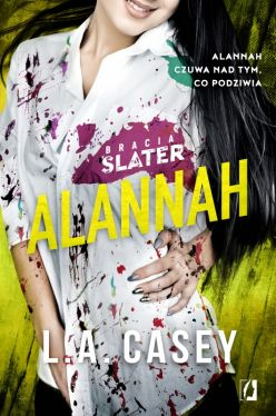 Okładka książki - Alannah