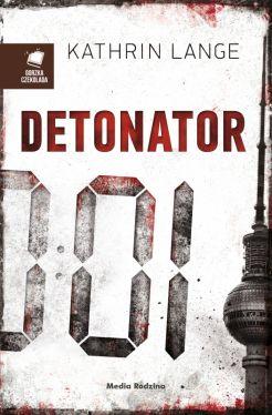 Okładka książki - Detonator