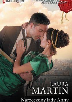 Okładka książki - Narzeczony lady Anny