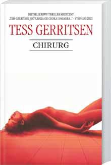 Okładka książki - Chirurg