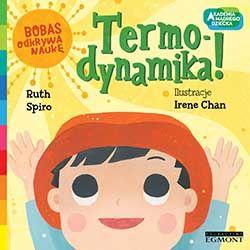 Okładka książki - Termodynamika!