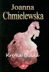 Okładka książki - Krętka blada