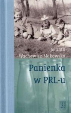 Okładka książki - Panienka w PRL-u