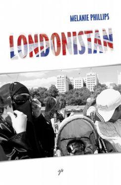 Okładka książki - Londonistan