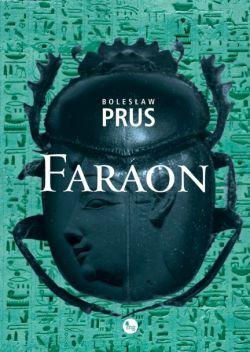 Okładka książki - Faraon