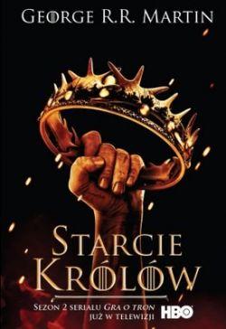 Okładka książki - Starcie królów