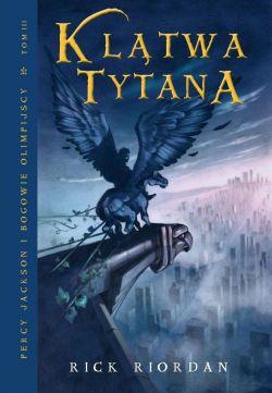 Okładka książki - Klątwa tytana