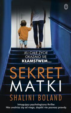 Okładka książki - Sekret matki