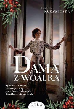 Okładka książki - Dama z woalką