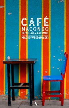 Okładka książki - Café Macondo