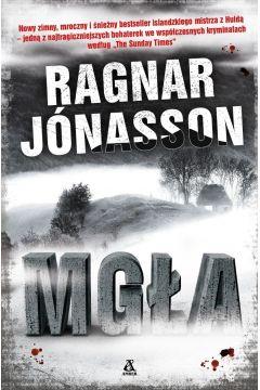Okładka książki - Mgła