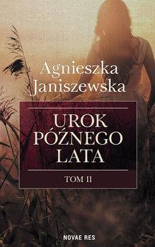 Okładka książki - Urok późnego lata Tom 2