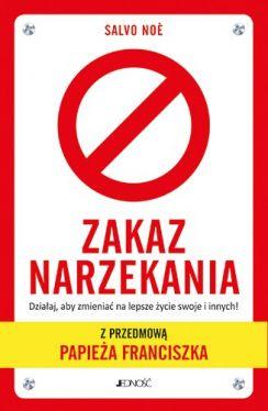 Okładka książki - Zakaz narzekania