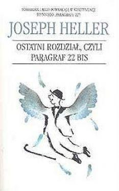 Okładka książki - Ostatni rozdział, czyli paragraf 22 bis