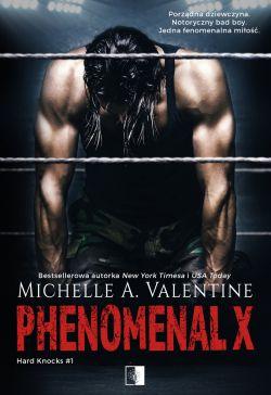 Okładka książki - Phenomenal X