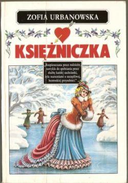 Okładka książki - Księżniczka