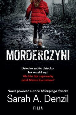 Okładka książki - Morderczyni
