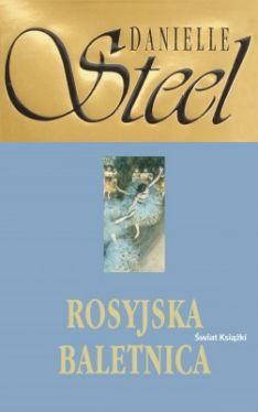 Okładka książki - Rosyjska baletnica
