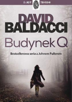 Okładka książki - Budynek Q