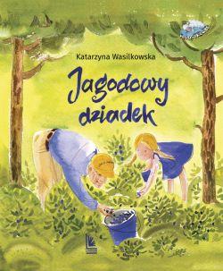 Okładka książki - Jagodowy dziadek