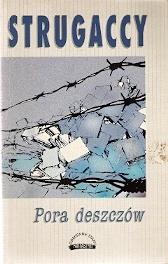 Okładka książki - Pora deszczów