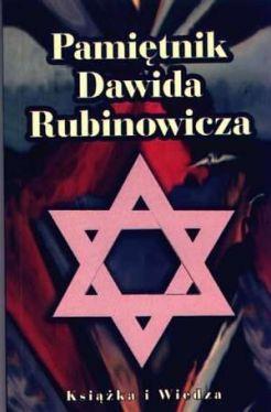Okładka książki - Pamiętnik Dawida Rubinowicza