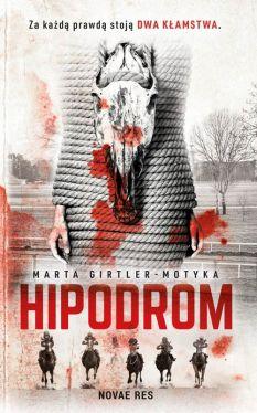 Okładka książki - Hipodrom