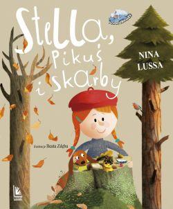 Okładka książki - Stella, Pikuś i skarby