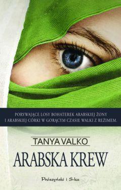 Okładka książki - Arabska krew