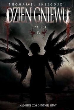 Okładka książki - Upadli IV: Dzień gniewu