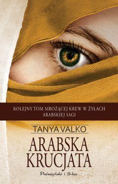 Okładka książki - Arabska krucjata