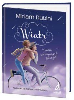 Okładka książki - Wiatr. Taniec spadających gwiazd