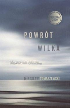 Okładka książki - Powrót Wilka