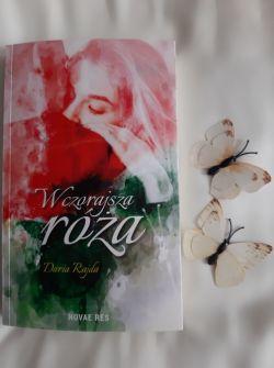 Okładka książki - Wczorajsza róża
