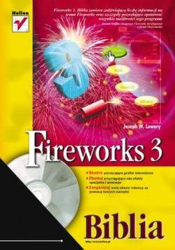 Okładka książki - Fireworks 3. Biblia