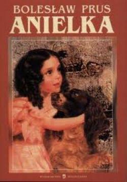Okładka książki - Anielka