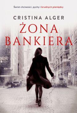 Okładka książki - Żona bankiera